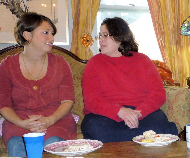 Shannon and Sondra